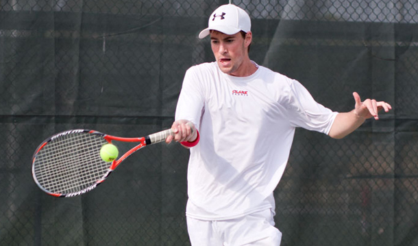 Paradee Named NEWMAC Singles Player Of The Week