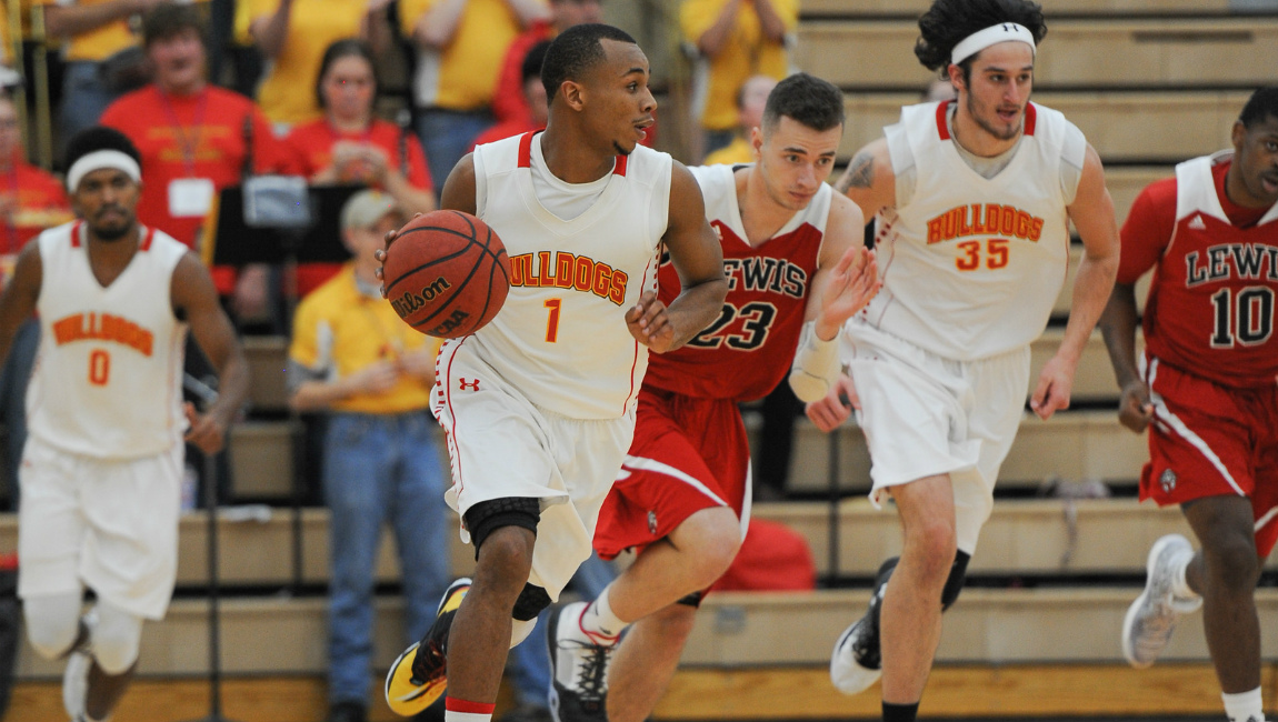 Ferris State Basketball Tops Century Mark For First Time This Year In Dominating Victory