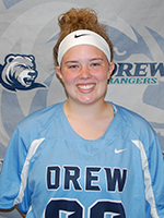 Defensive Athlete of the Week - Joie Slossar, Drew