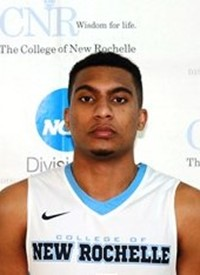 Harris receives Association of Division III Independents men's basketball Player of the Week award