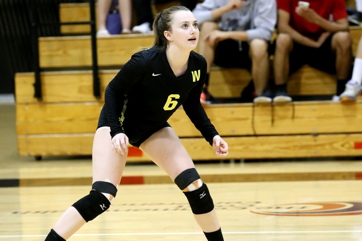 Women's Volleyball Picks up Two Wins to Open 2018 Campaign