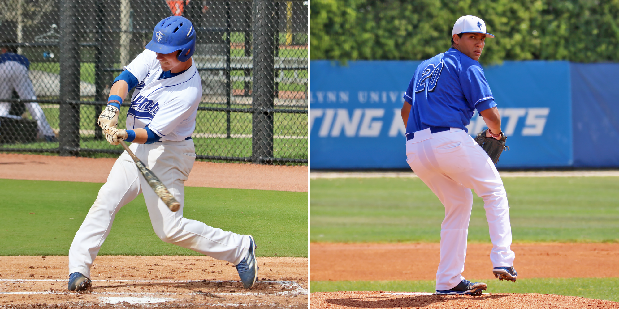 Dorrian, Beltran Garner NCBWA All-South Region Honors for Baseball