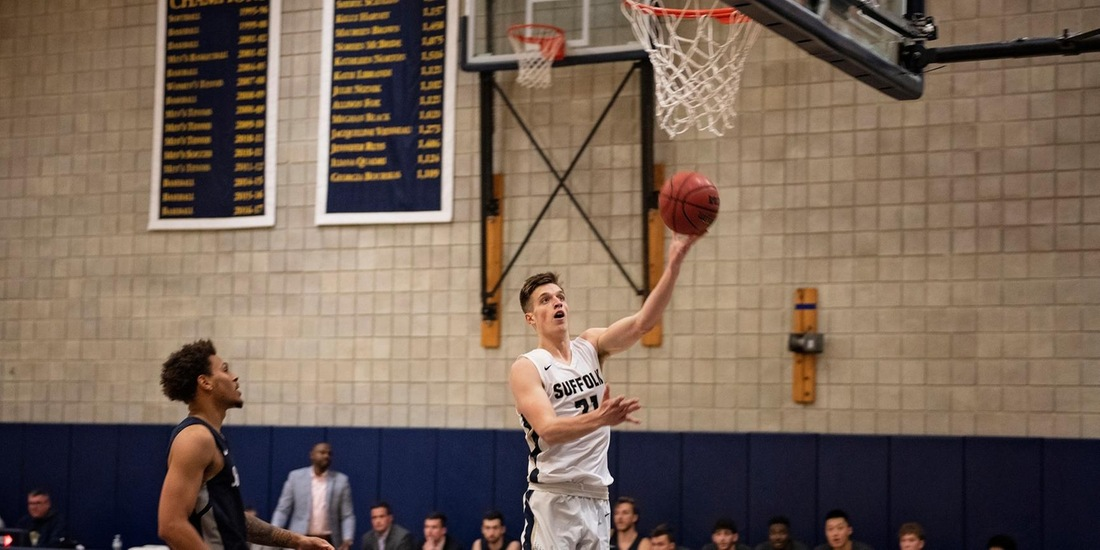 Men's Basketball Continues Road Swing at Norwich Wednesday