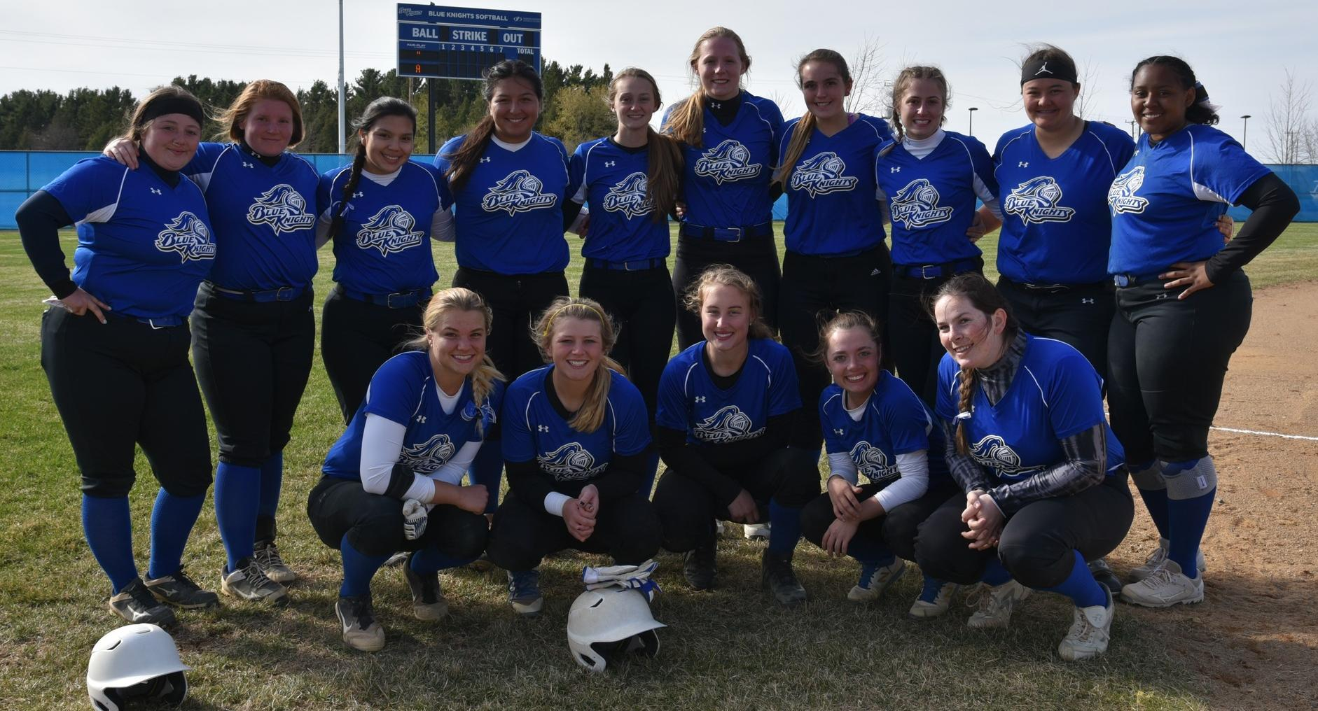 Softball Heads to Glendive, MT for the NJCAA Region XIII Division II Softball Championships