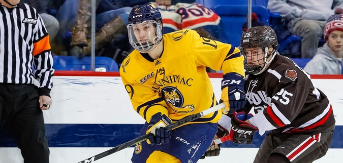 Quinnipiac earns first round bye in win over Brown
