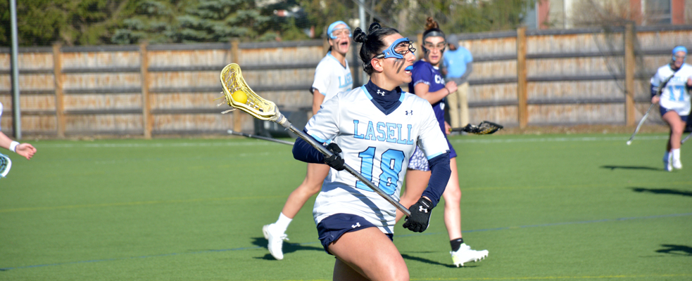 Gordon Escapes with 14-13 Victory over Women's Lacrosse