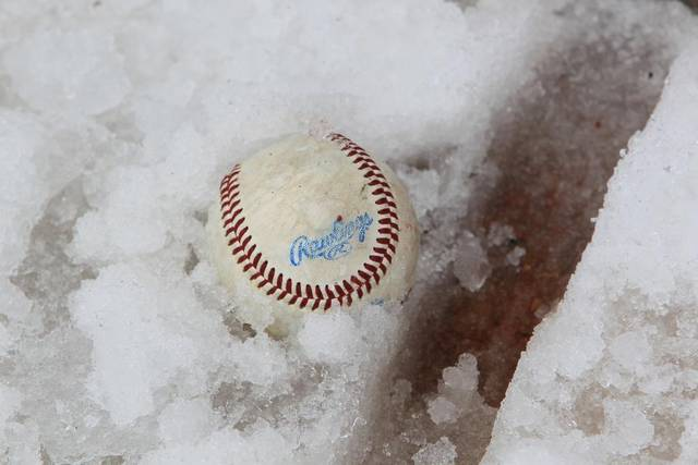 Weather Postpones Weekend Baseball