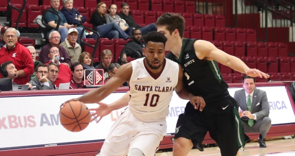 Hot Shooting Propels Portland State Past Men's Basketball