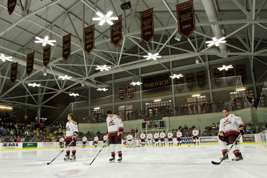 Men's Hockey: ECAC East Championship Preview