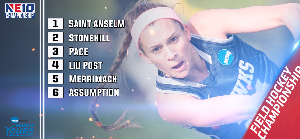 Embrace The Championship: Saint Anselm Tabbed Top Seed for NE10 Field Hockey Championship