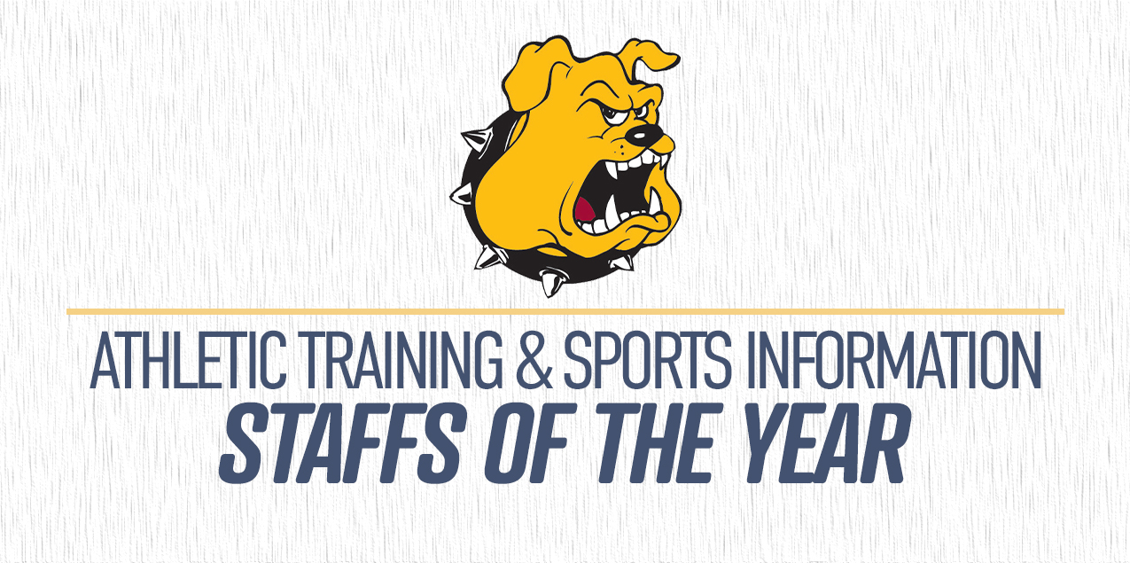 Texas Lutheran Honored with Athletic Training and Sports Information Staff of the Year Awards