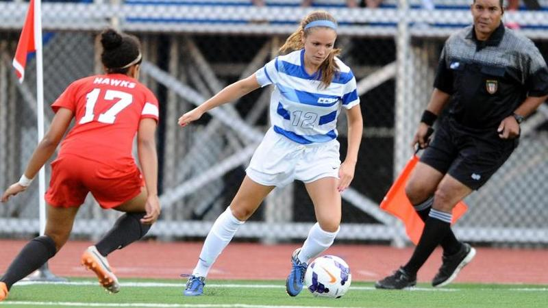 Women's Soccer Unbeaten Streak at Four With Sunday Win