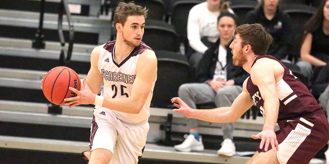 Schreiner Men Headed To SCAC Title Game With Victory Over Trinity