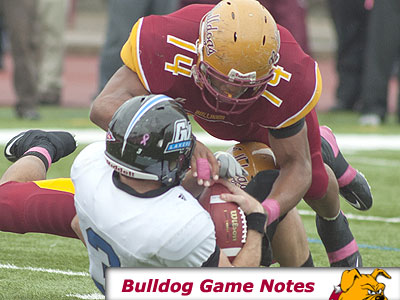 Football Game Notes: Michigan Tech (Nov. 6)