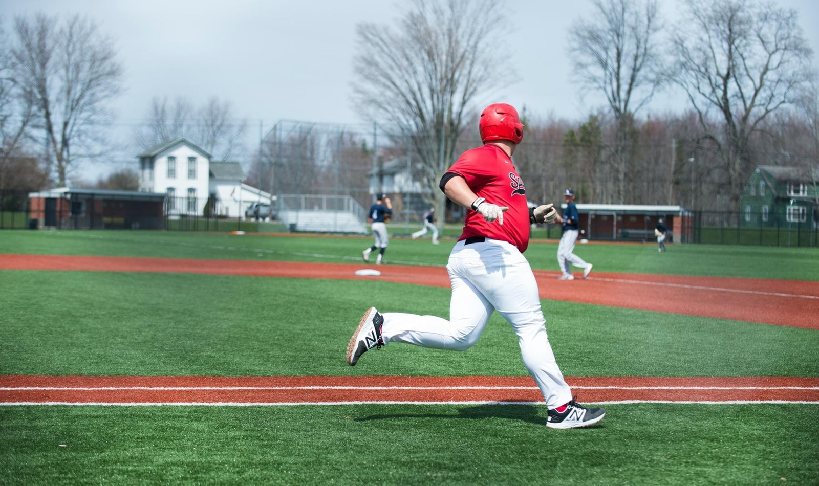 Spartan Baseball Opens Season with Loss to Bradford