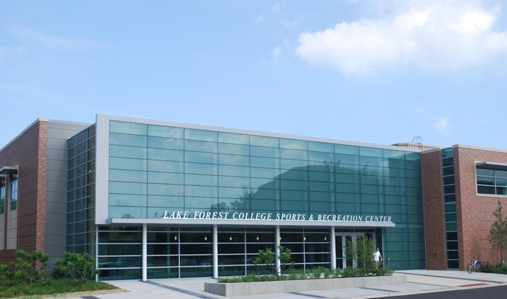 Lake Forest College Sports & Recreation Center