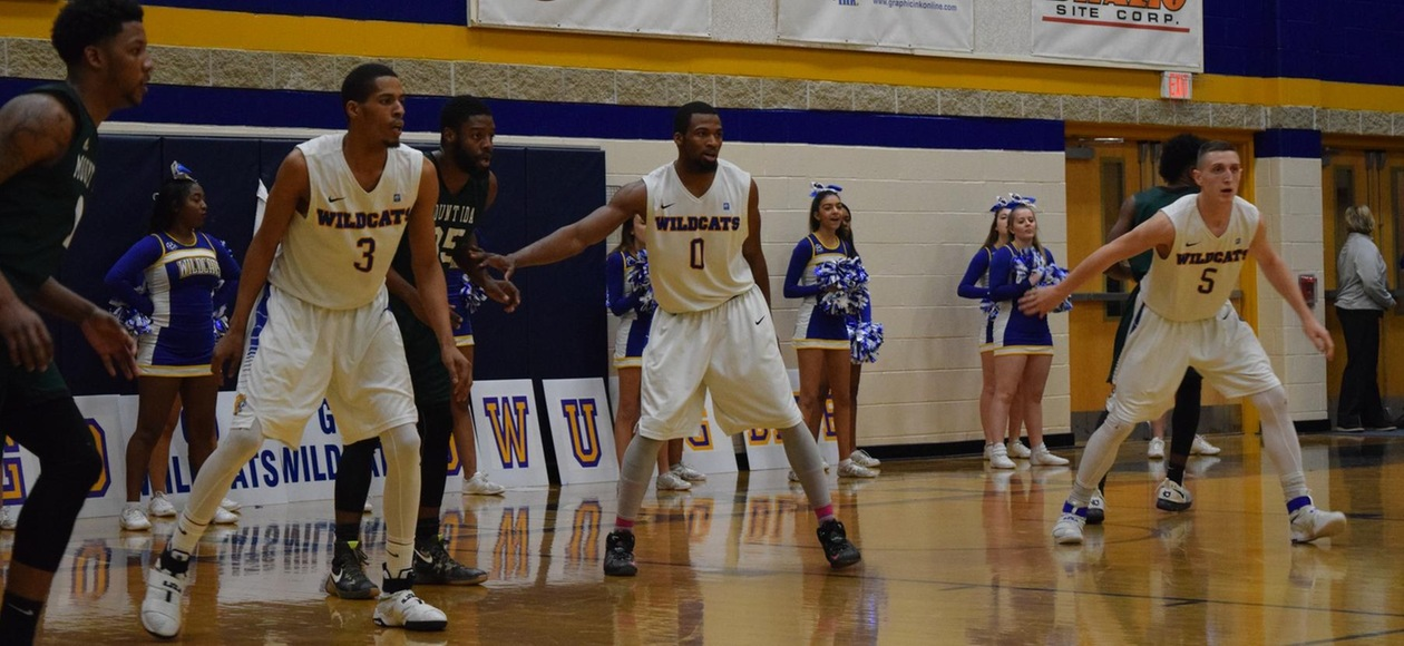 Wildcats Lose GNAC Semifinal 68-61 to Lasell