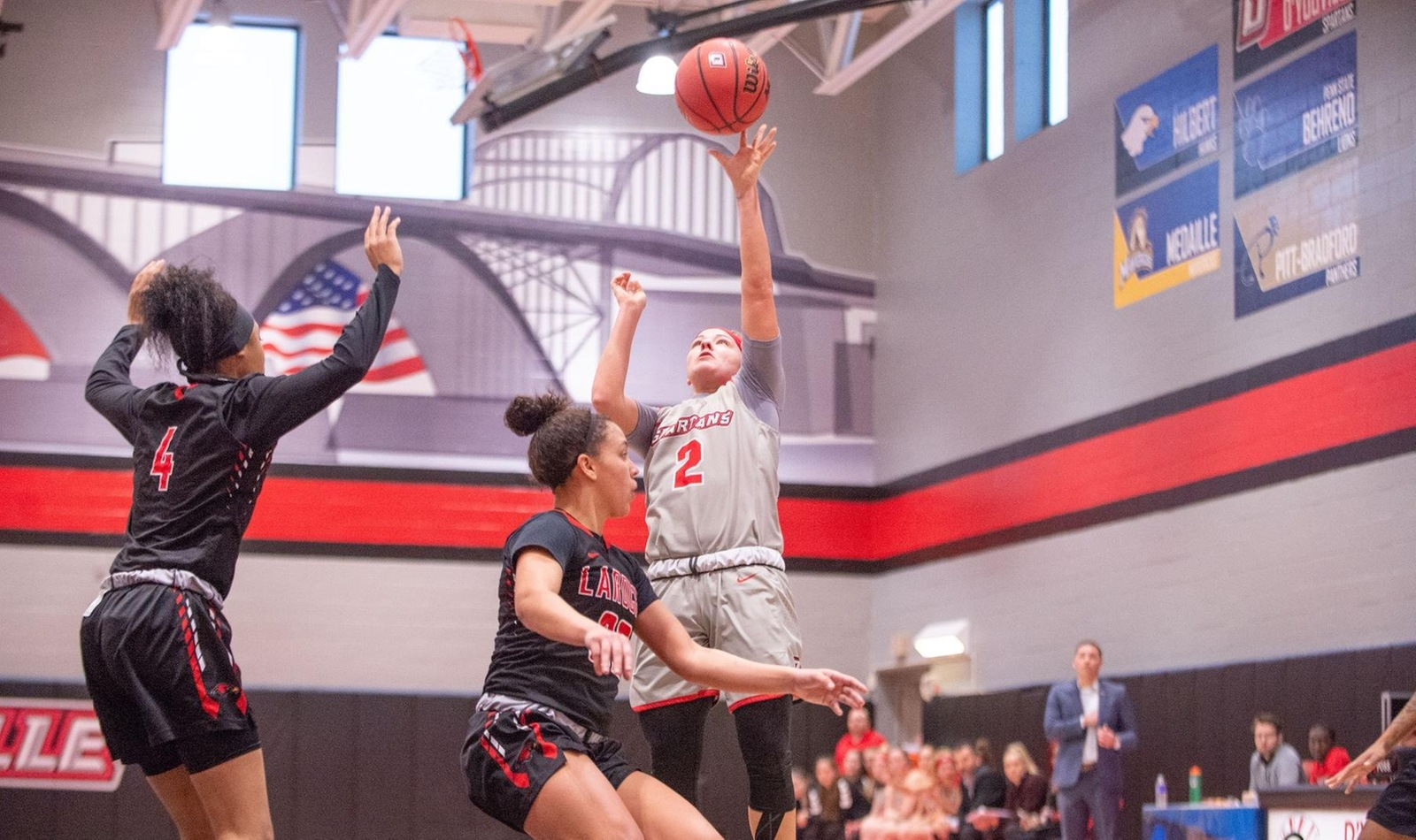 D'Youville Women Fall To Redhawks at Home