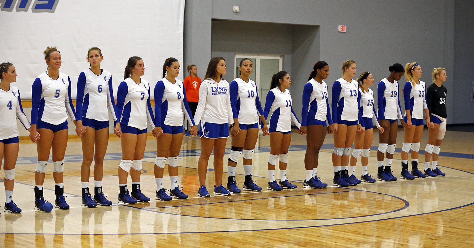 Volleyball Claims AVCA Team Academic Award
