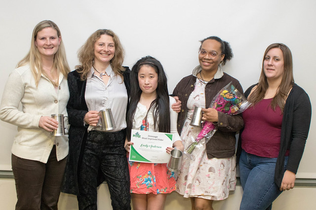 Vermont Tech honors students at athletic awards celebration event