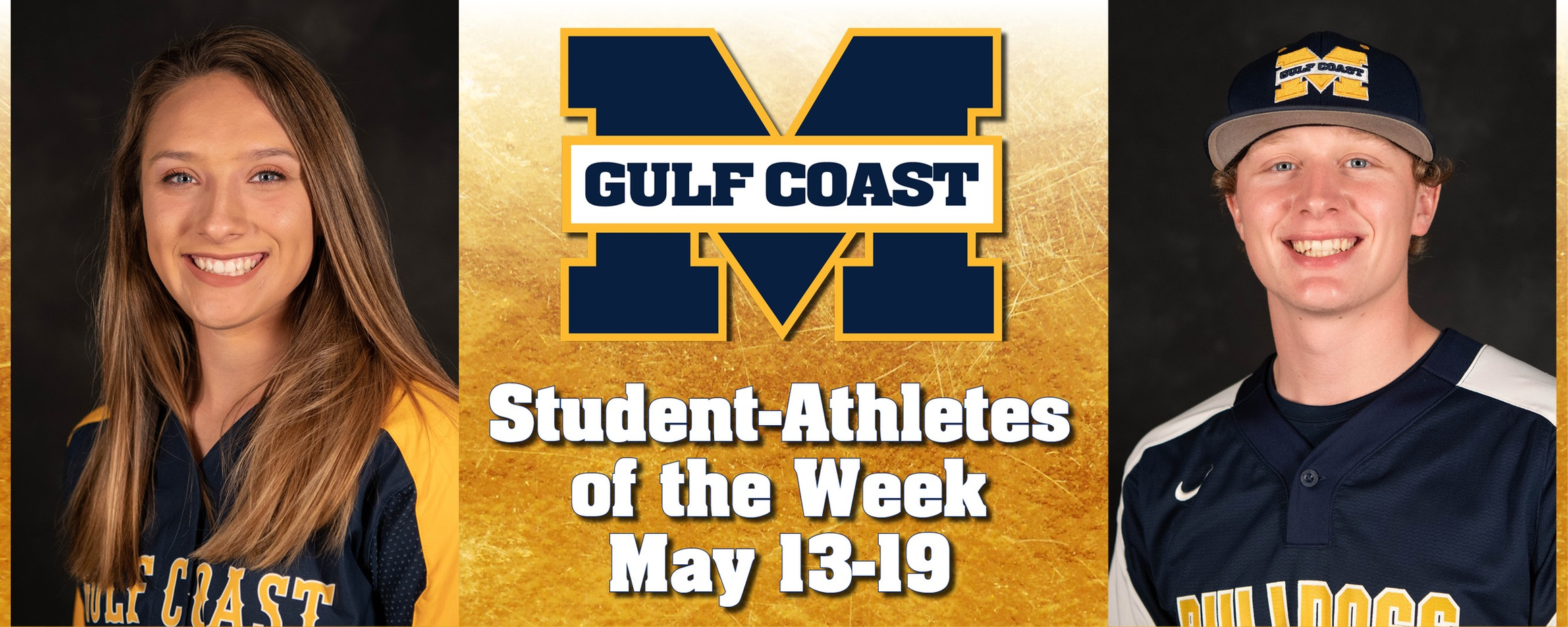 Cade, Hall named MGCCC Student-Athletes of the Week