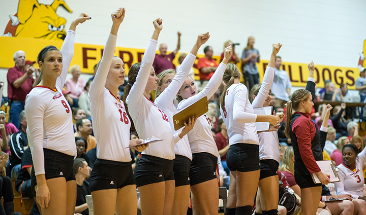 Ferris State Volleyball Among Nation's Top 30 Teams In AVCA Preseason Poll