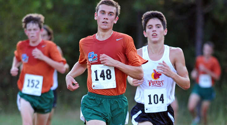 GC Men's Cross Country Cracks Region Ranks