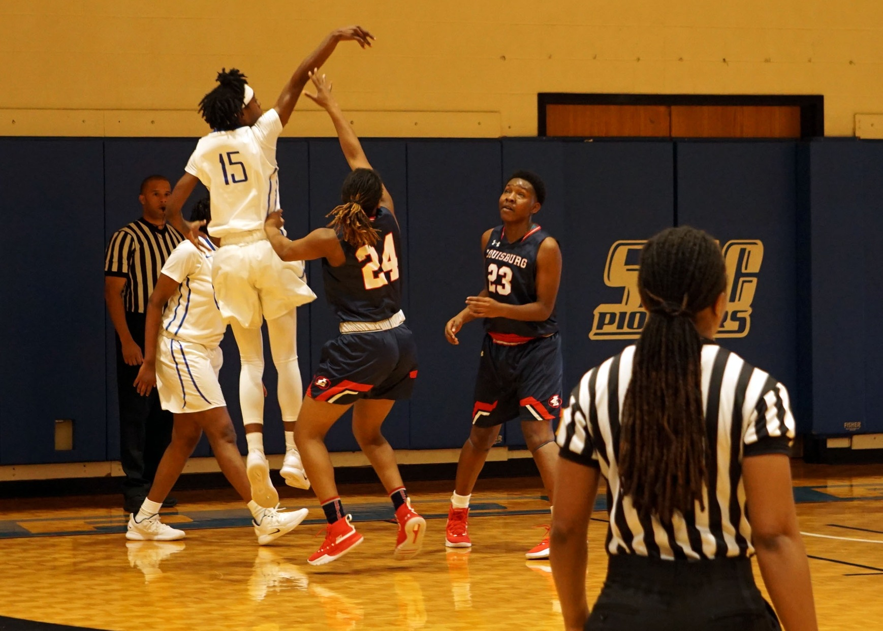 Lady Pioneers Fall to Louisburg 89-77