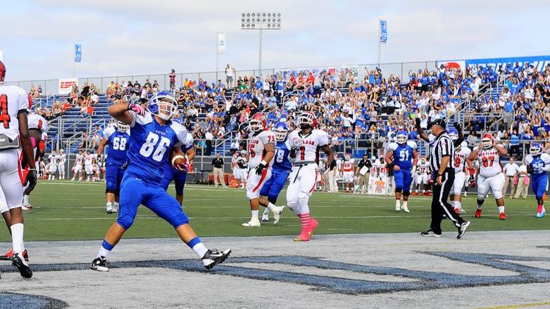 Football Hosts Robert Morris Saturday
