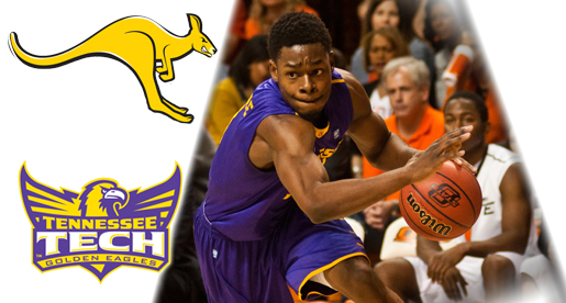 Golden Eagles look to send Kangaroos hopping back to Missouri
