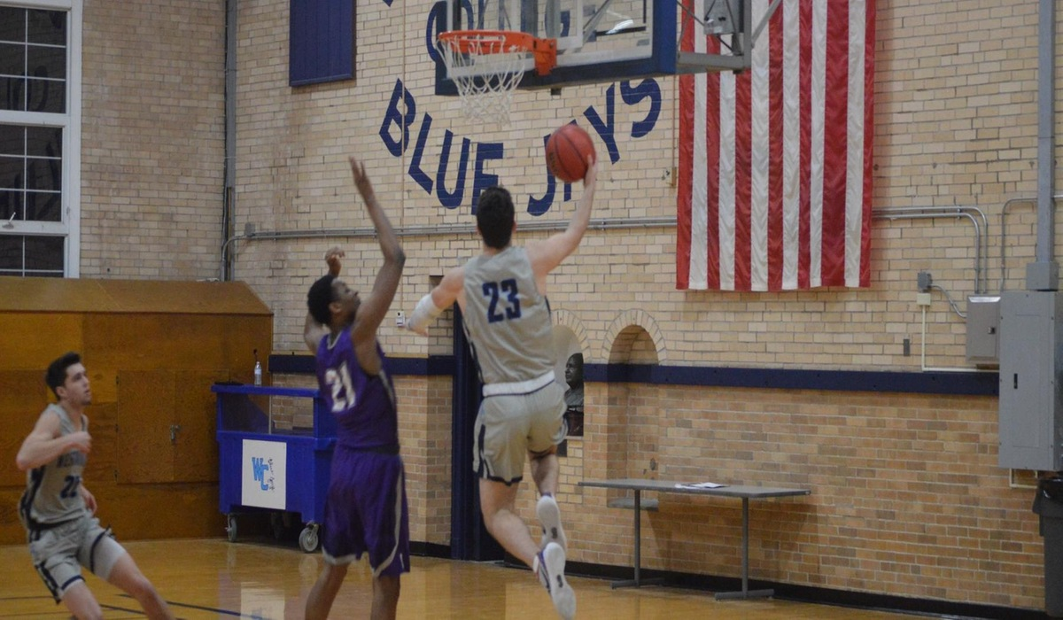 Sharpshooting Leads Westminster Men's Basketball to Win Over Spalding