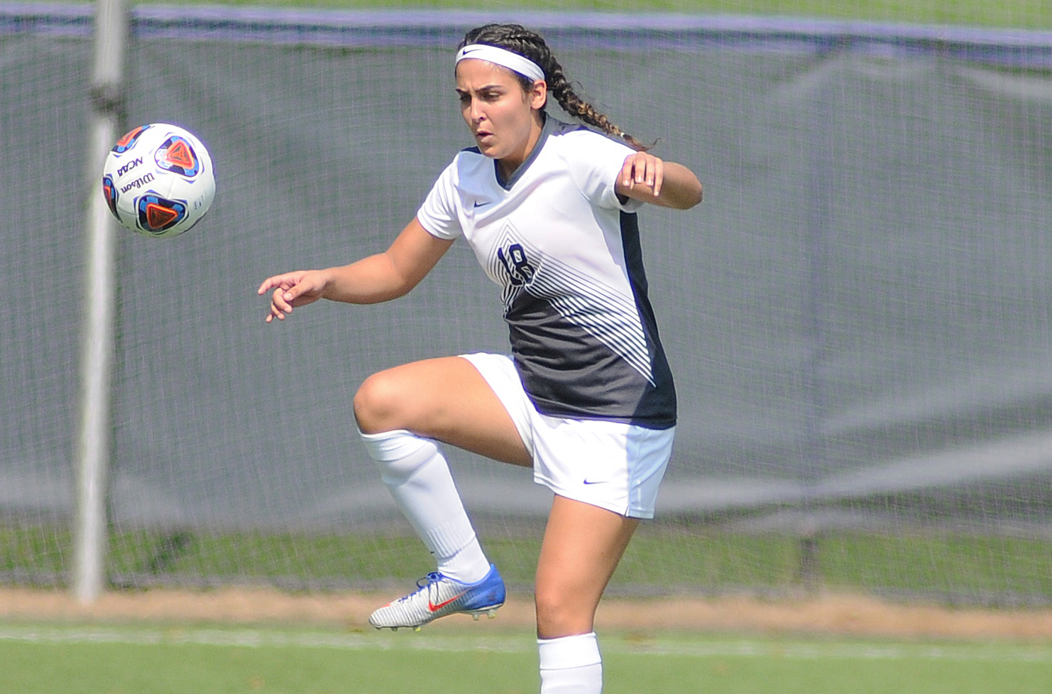 Women's Soccer: Raiders claim 2nd straight GNAC win; top Anna Maria 3-0