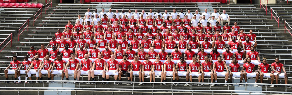 2019 Youngstown State Football Team Photo