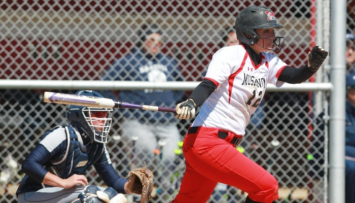 Softball falls on final day of Rebel Spring Games