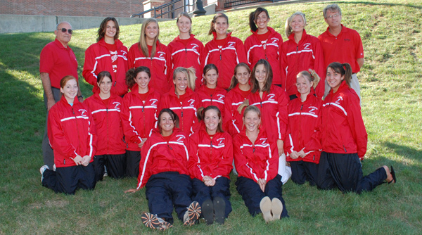 2007 Wittenberg Women's Cross Country