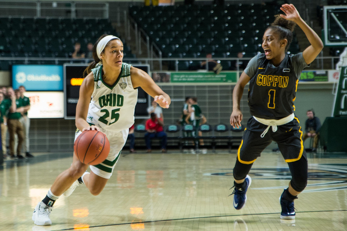 Ohio Women's Basketball Continues Road Stretch at Richmond
