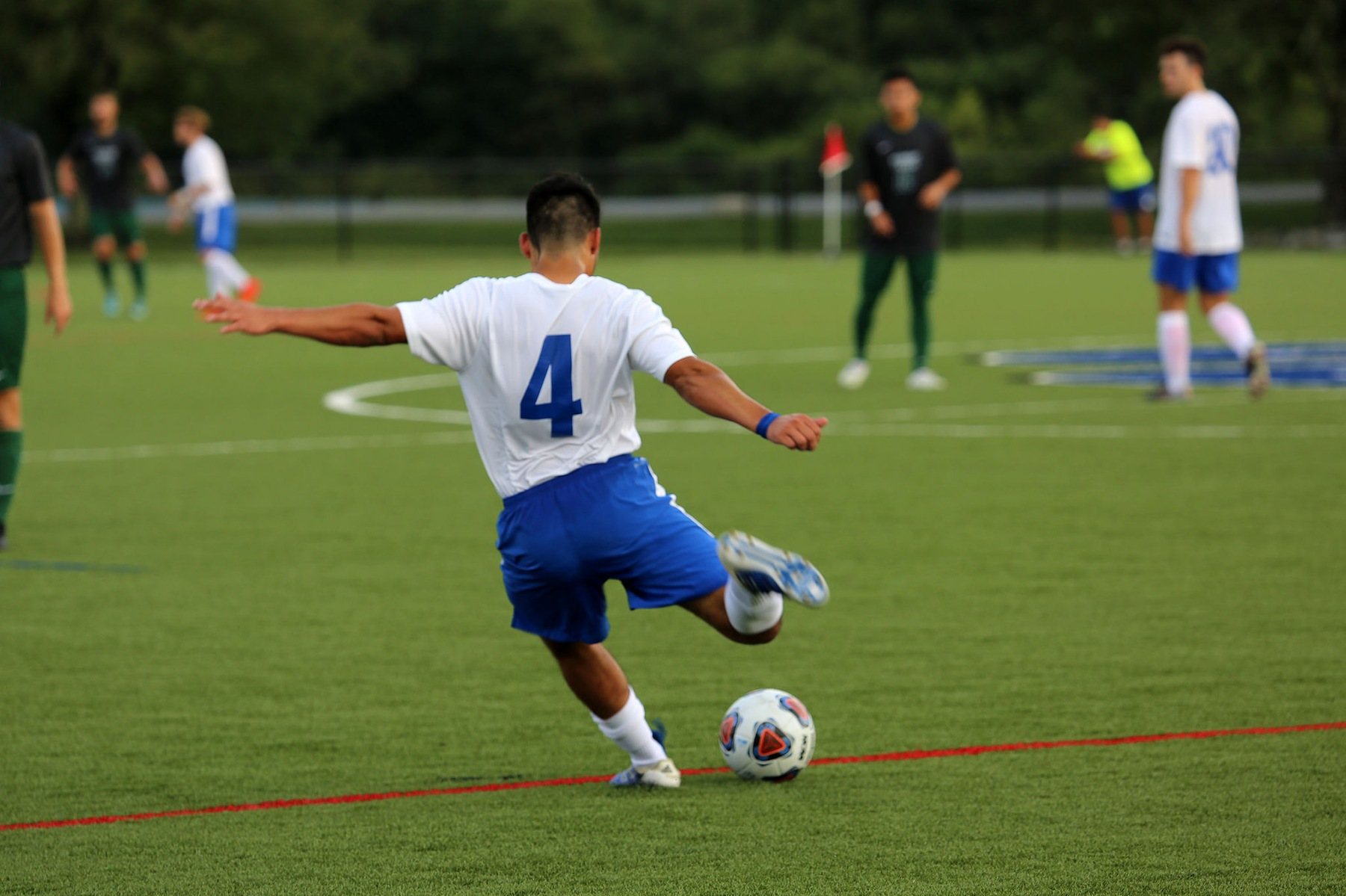 Covenant Tops Brevard 3-1 in USA South Road Match