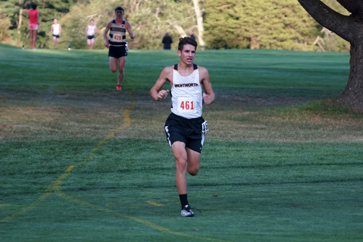 Cross Country Wins at UNE Invitational