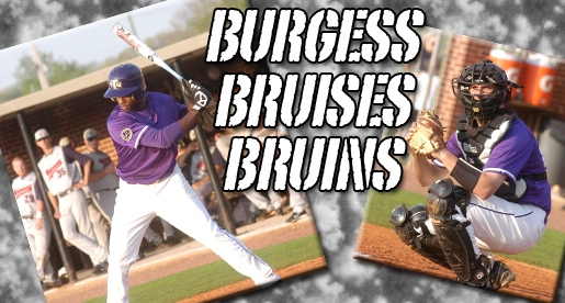 Burgess Bruises Bruins; walk-off homer gives Tech 9-8 victory