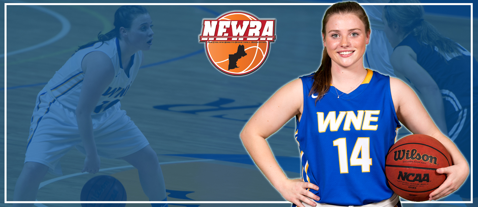Dorothy O'Neill to Represent Western New England at NEWBA Senior All-Star Classic