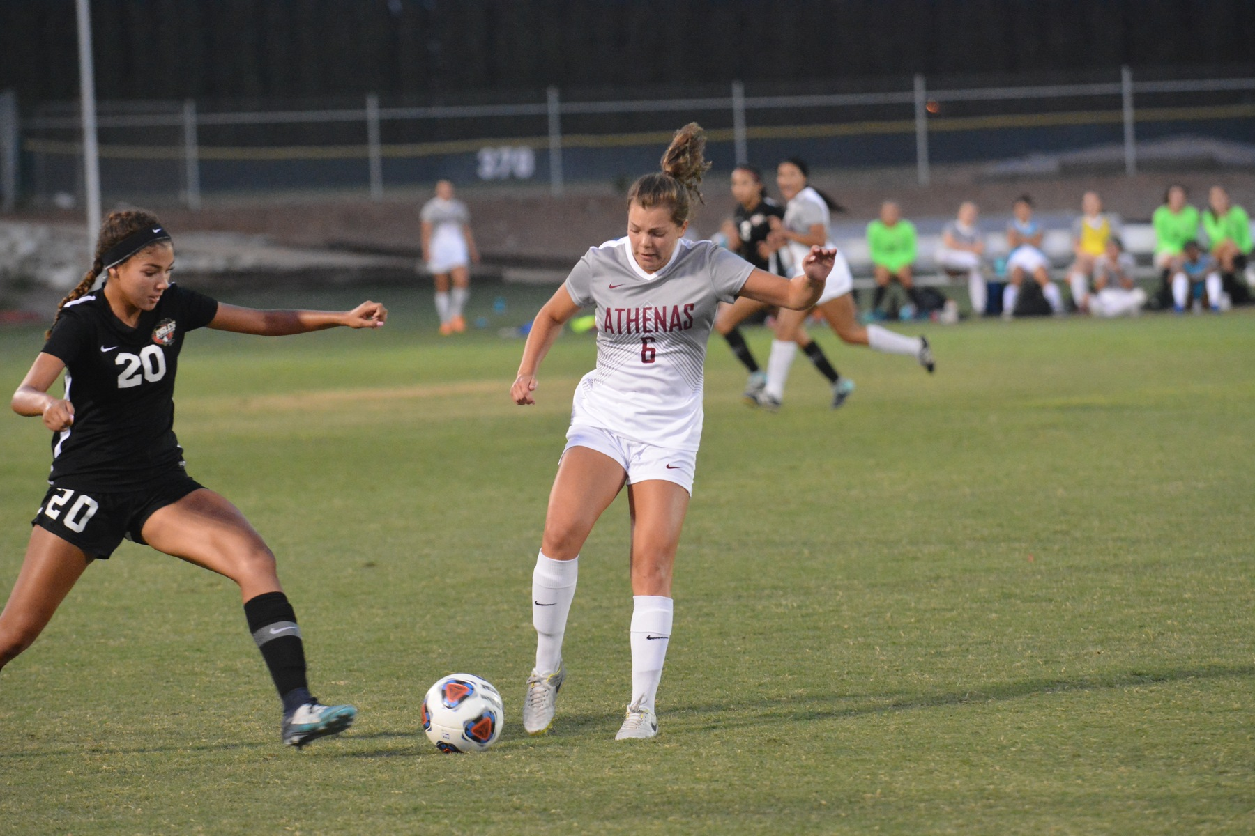 Late Goal Gives CMS Women's Soccer a 1-0 Road Win at Fontbonne