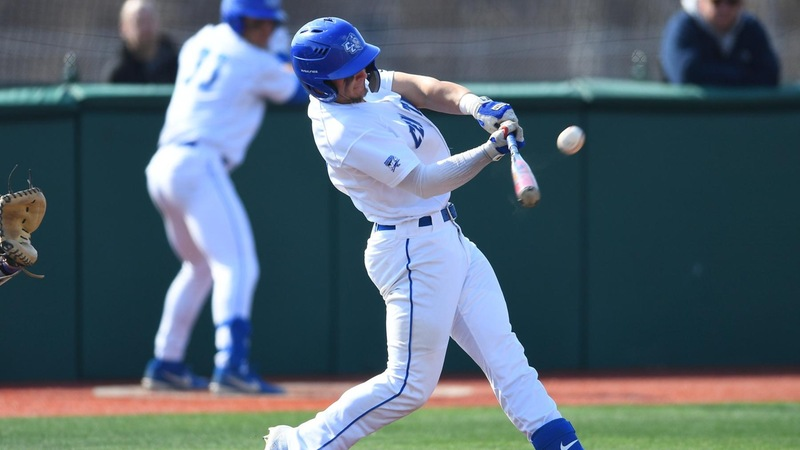 Baseball Pulls Away From Wagner, 10-3, Sunday