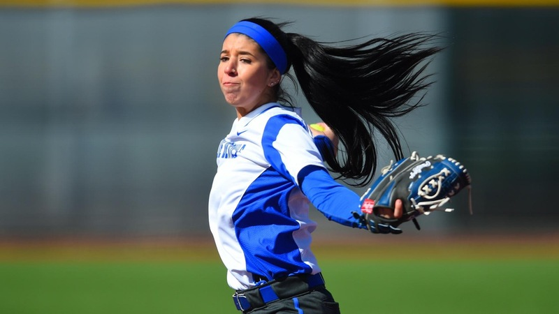 Softball Splits With Bryant, Wins Game Two 4-1 on Saturday