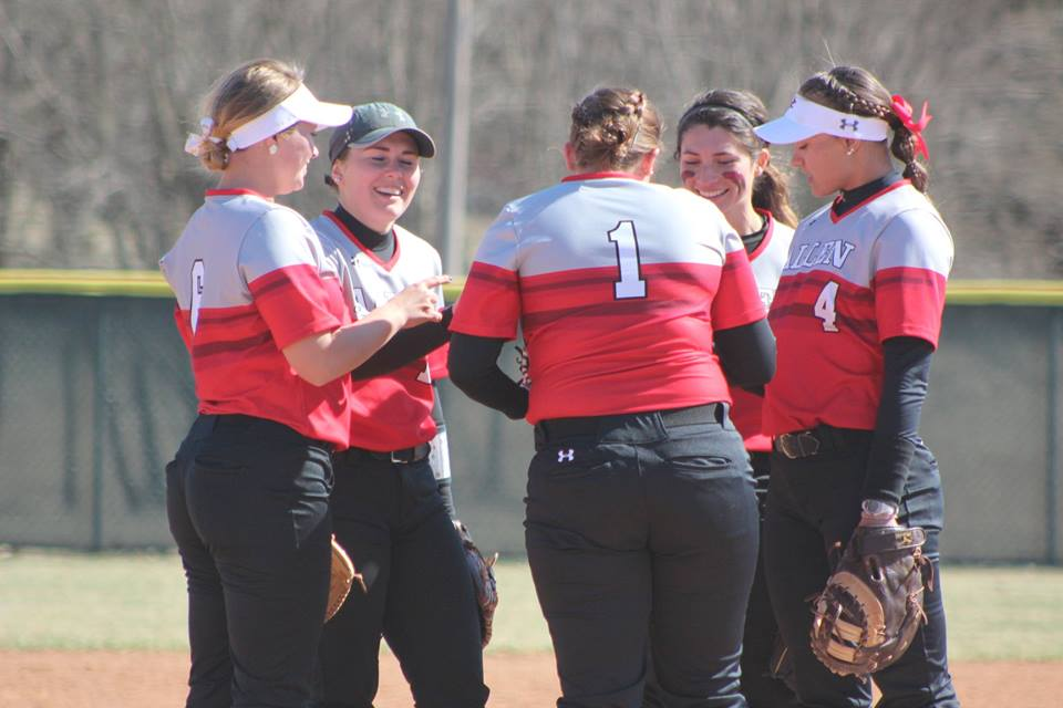 Lady Red Devils Make Huge Sweep Over Coffeyville Community College