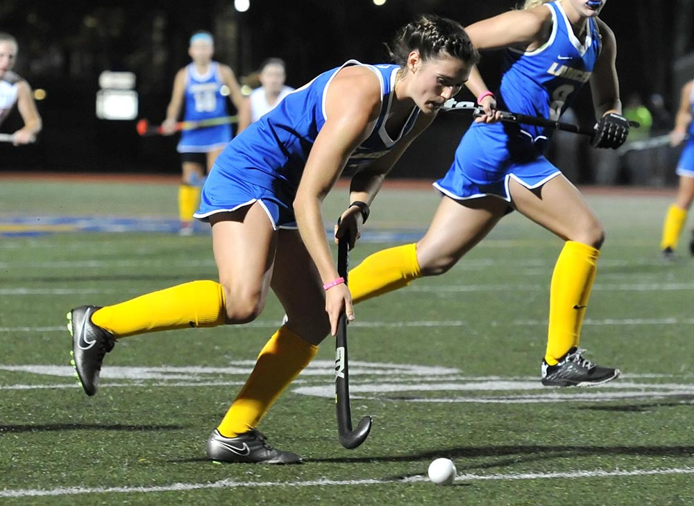 Parent's Hat-Tick Pushes Field Hockey Past Framingham State, 8-0