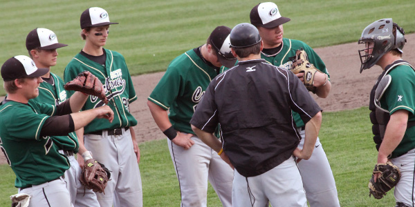 Quade and St. Cloud Baseball off to Fast Start
