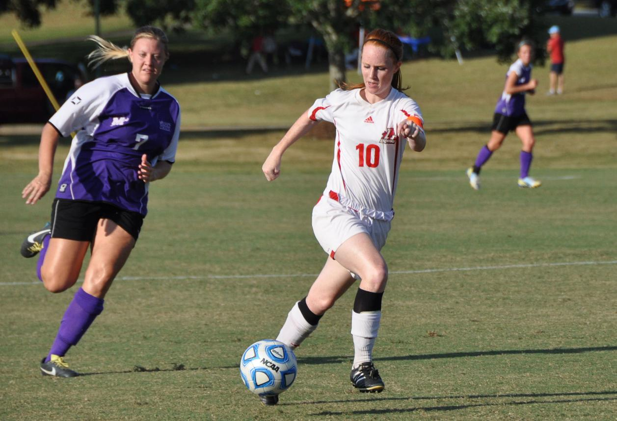 Women's Soccer: Panthers blank Millsaps 1-0 for second straight win