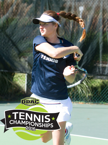 Emory & Henry Women's Tennis Falls in ODAC Semifinals to No. 15 Washington and Lee, 5-0, Saturday