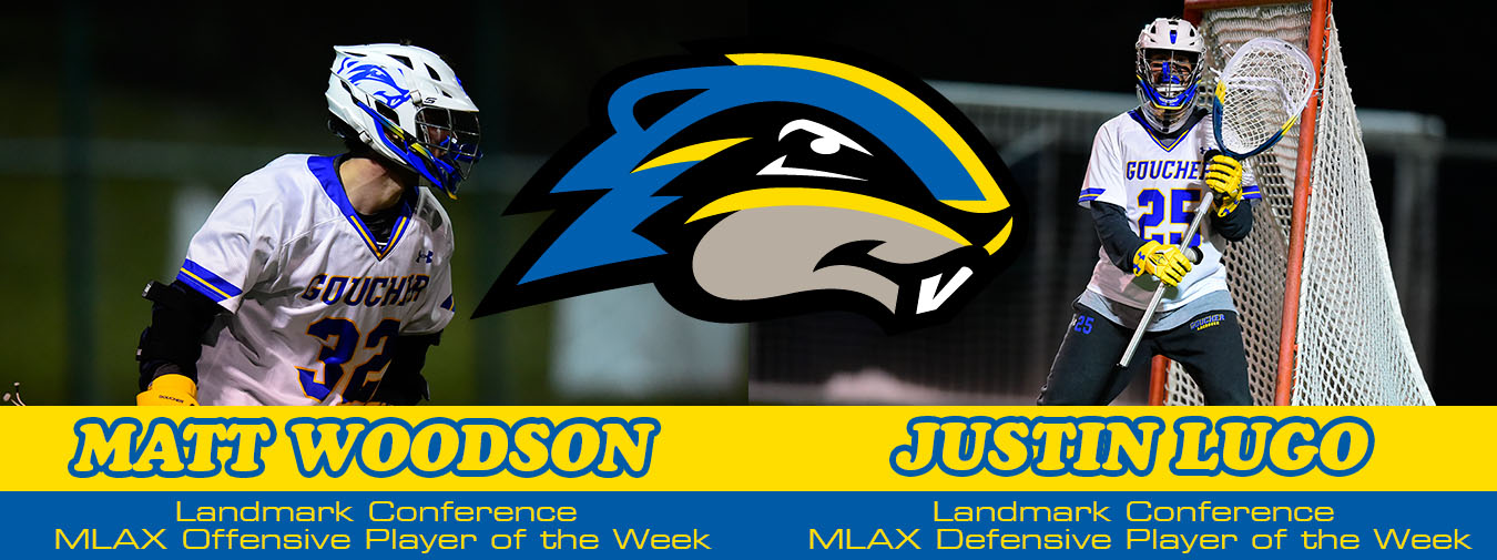 Woodson And Lugo Sweep The Landmark Conference Weekly Awards