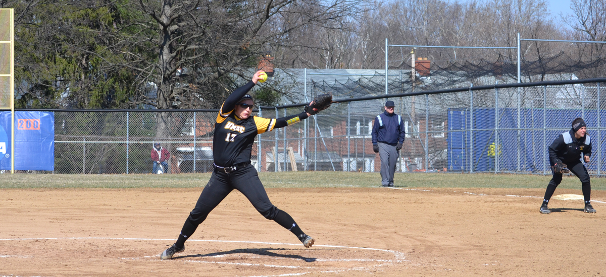 Offense Awakens, as Softball Splits with Morgan State on Saturday